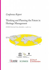 Report Unesco Chair on Heritage Futures